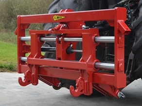 Three-point linkage side-shift (heavy duty type)