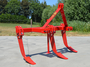 Subsoiler (working depth 500 mm)