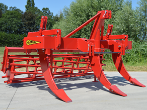 Subsoiler WU with 700 mm working depth, heavy duty model