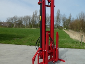 Lifting mast see-through model (heavy duty)