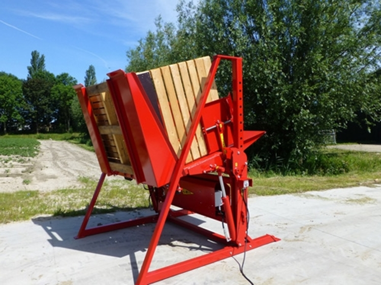WIFO-Anema BV continues innovation with flexible stationary box rotator