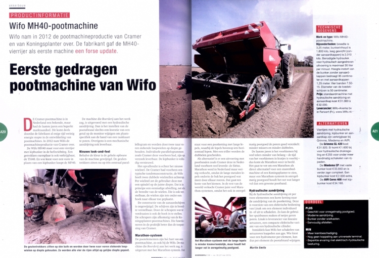 WIFO in the media