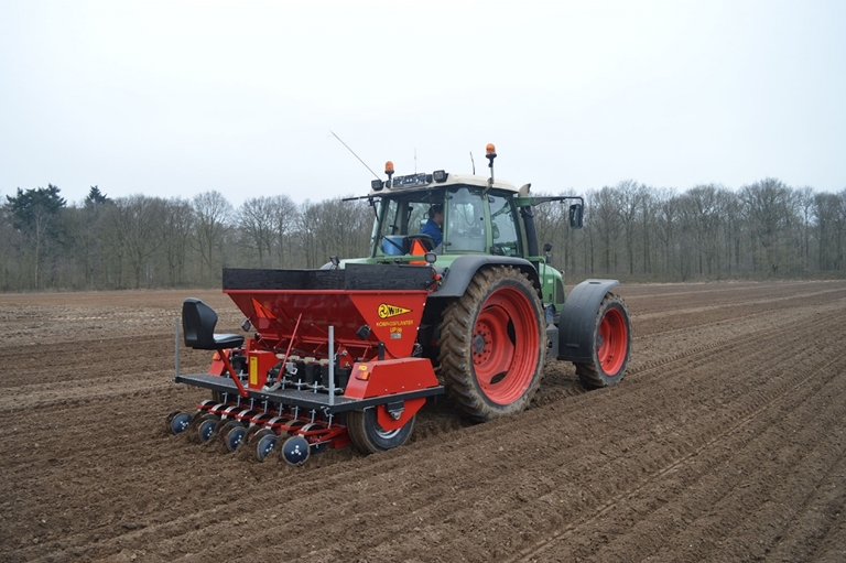 WIFO Unionplanter UP80