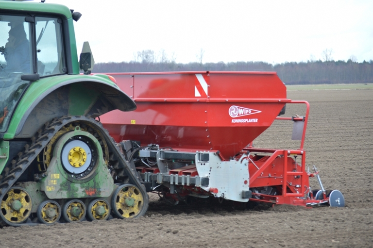 WIFO Precisieplanter PP80-275